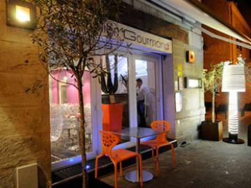Restaurant : L'atelier gourmand