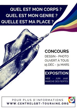 Nous allons faire face à ceux qui ont la volonté de nous faire taire, le Centre LGBT de Touraine lan