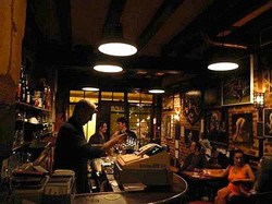 Bar : Le Serpent Volant