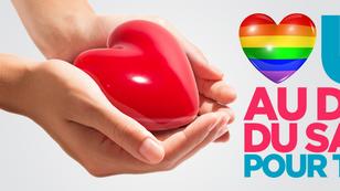 Grâce au Centre LGBT de Touraine, 58 associations et partis politiques pour le don du sang pour tous