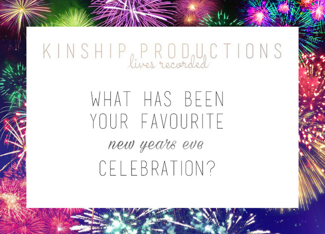 What has been your favourite New Years Eve celebration?