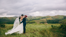 A destination wedding in the most breathtaking setting