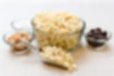Dark Chocolate Cashew Popcorn