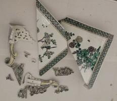 table chinoise - objet de décoration