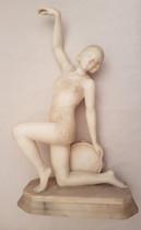 Statue d'Albâtre
