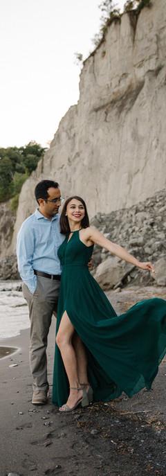 Anita+Hadi Engagement