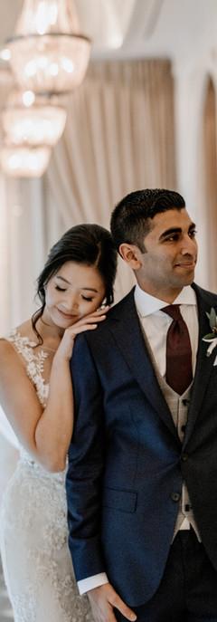 Karina + Daanish Wedding