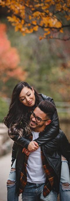 Arnetia + Tyler Engagement