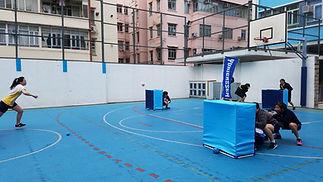 雪合戰香港中小學推廣