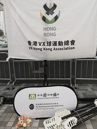 香港VX球運動總會