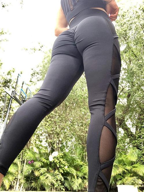 Bella Mesh Leggings