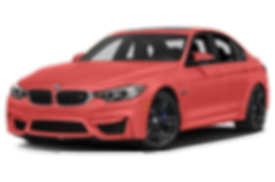 BMW M3 PPF - FULL BODY TRANSPARENT PPF O