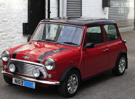 Mini Cooper (Classic) - Enhancement Detail
