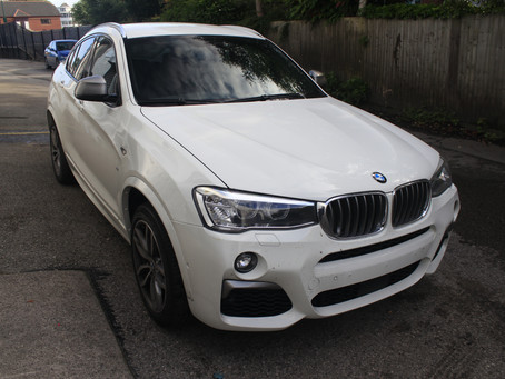 BMW X4 M40i - New Car Protection