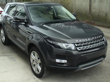 Range Rover Evoque - Enhancement Detail
