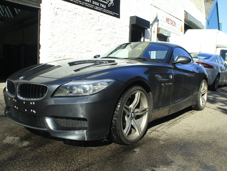 BMW Z4 - Bespoke Protection Detail