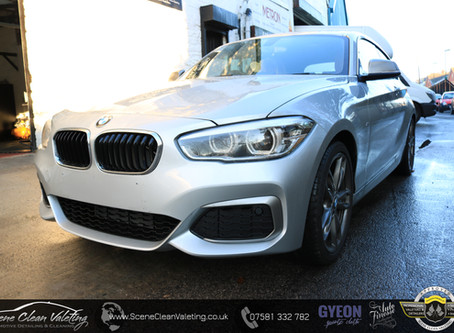 BMW M140i - Gyeon New Car Protection