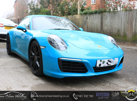 Porsche Carrera 4s - Protection Detail