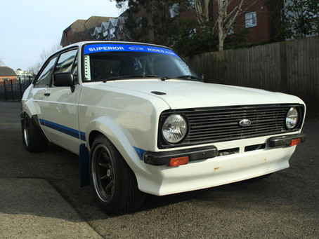 Ford Escort MKII - Protection Detail