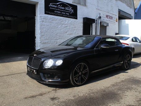 Bentley Continental GTC - Protection Detail