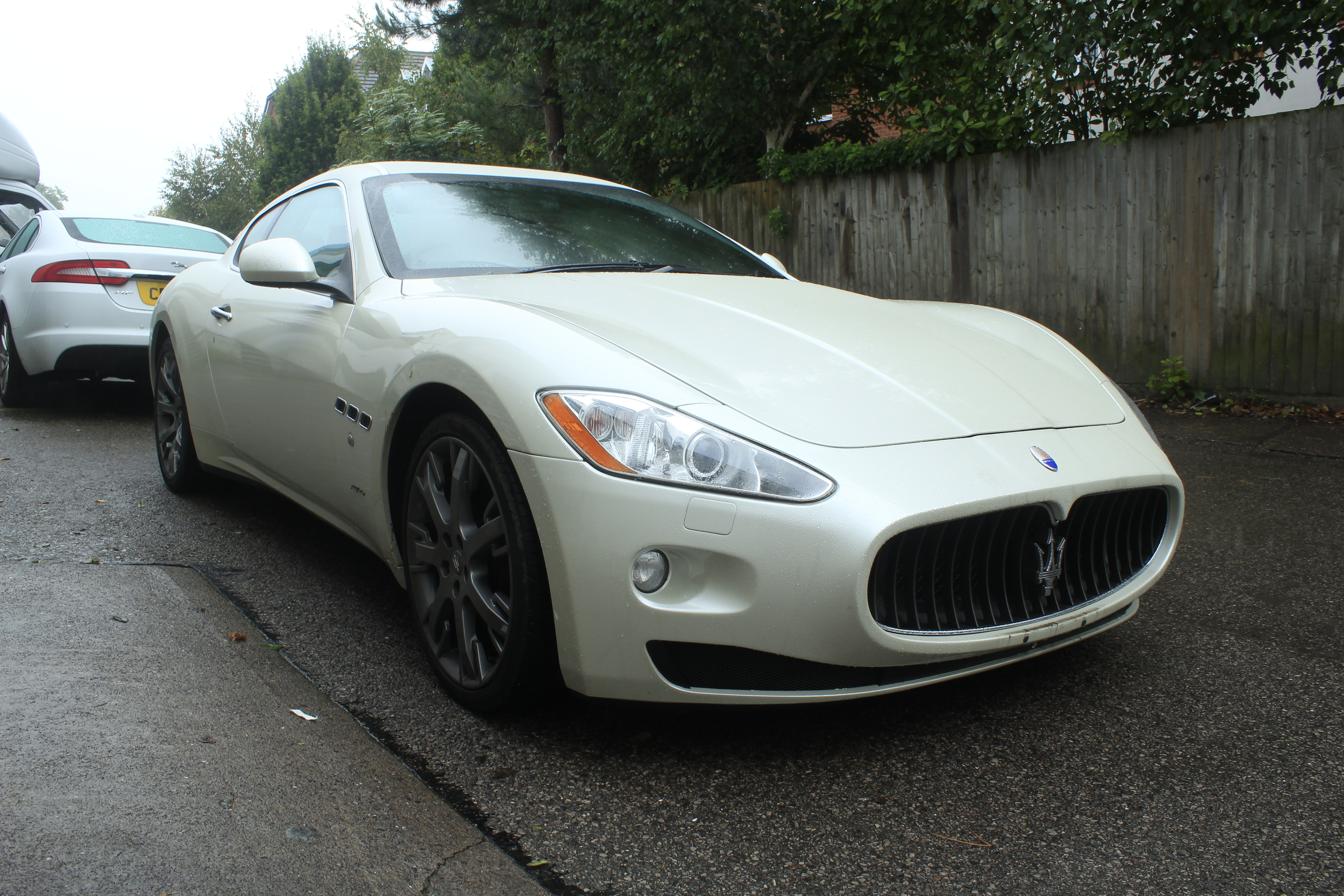 Maserati GranTurismo   Protection Detail | Car Detailing In Cardiff |  Penarth | Scene Clean Valeting