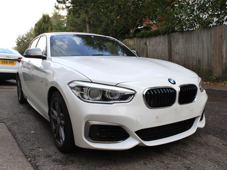 BMW M135i - Gyeon All Surface Treatment