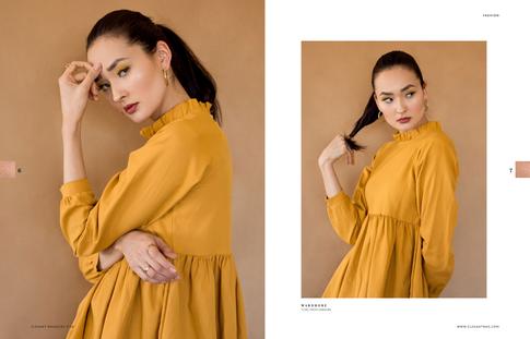 Elegant Magazine  May 2018 Fashion issue No.10