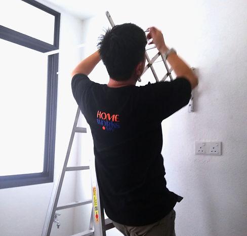 handyman near me_drilling works