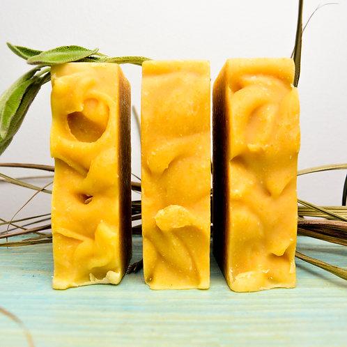 Sage Lemongrass Soap