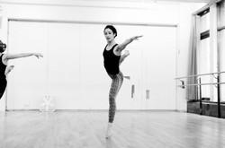 Firebird - Rehearsals