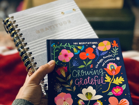 Thinking Differently and Practicing Gratitude