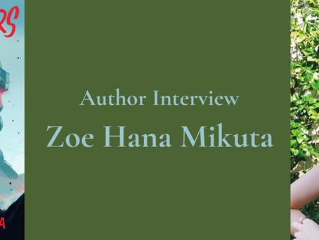 "Zoe Hana Mikuta, author of ""Gearbreakers,"" on Religion, Writing, and Tattoos"