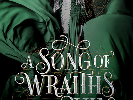 ✨ A Song of Wraiths and Ruin by Roseanne A. Brown | Book Review ✨