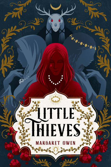 """Margaret Owen Speaks About """"Little Thieves"""" And The Value of Drawing for a Writer"""