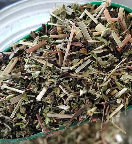 Organic Sweet Tea - contains caffeine 2oz.
