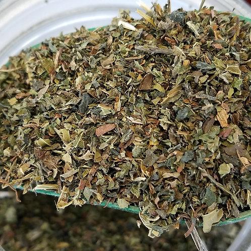 Organic Happy Face - herbal 2oz.