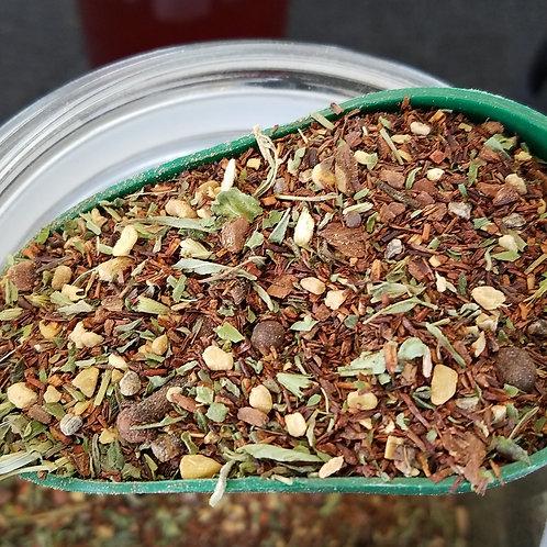 Organic Rooibos Chai - herbal 2oz.