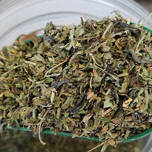 Organic Wintergreen - contains caffeine 2oz.