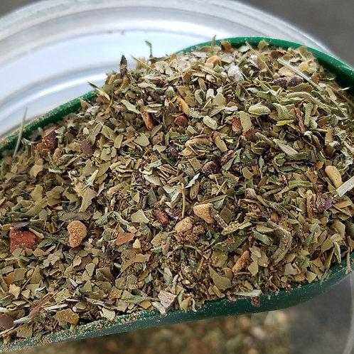 Organic Yerba Chai - contains caffeine 2oz.
