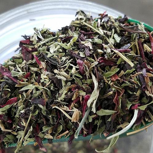 Organic Black Raspberry - contains caffeine 2oz.