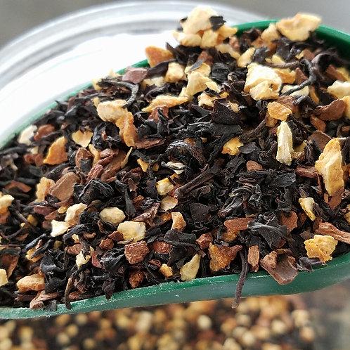 Organic Orange Spice - contains caffeine 2oz.