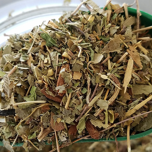 Organic Caveman's Tea - herbal 2oz.