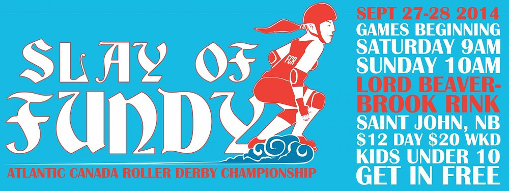 Poster for Slay of Fundy tournament