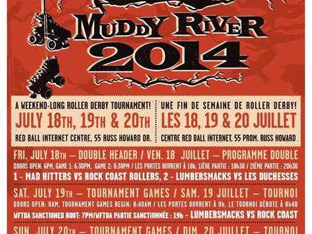 Muddy River Tournament 2014