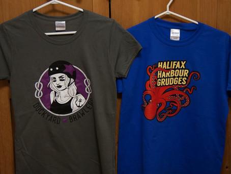 Grudge and Brawlers Merchandise