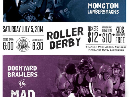 **CANCELLED** DOUBLE HEADER: July 5th, 2014