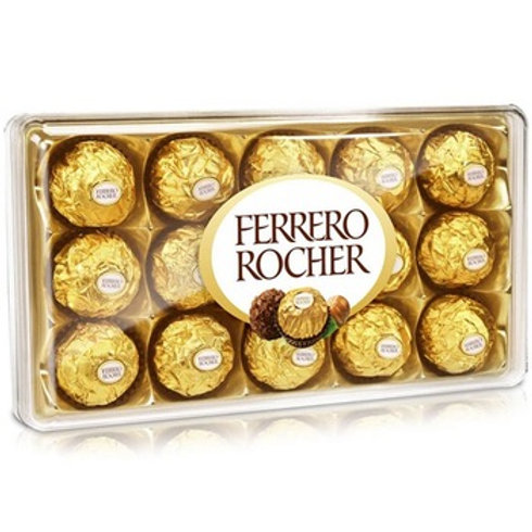Chocolates Ferrero Roche