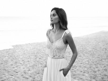 Tips: Vestidos de novia para la playa