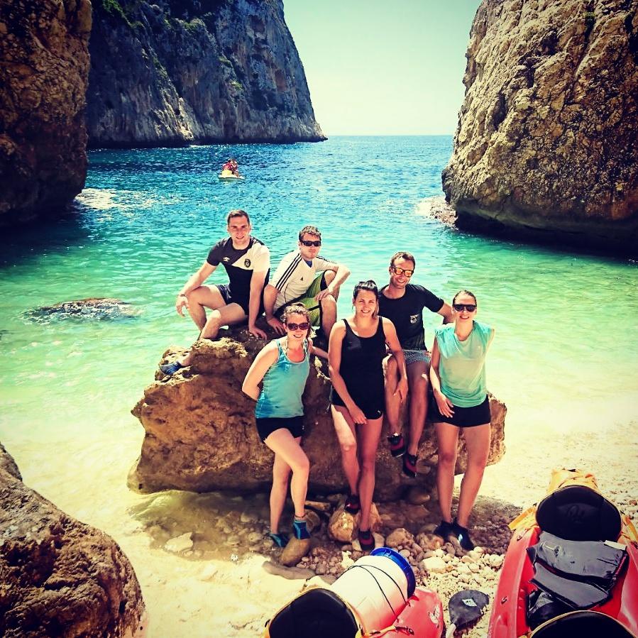 Visit Javea's secret beaches