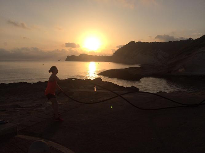 Personal Training Javea Beach